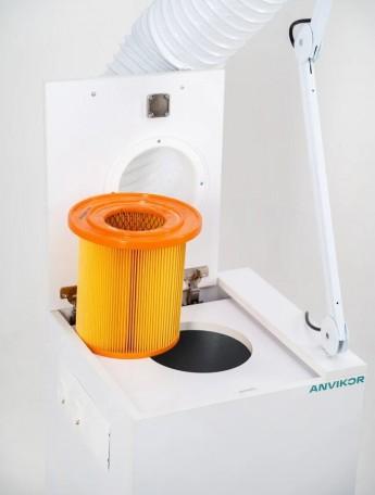 Пылевой фильтр (для старых моделей вытяжек)