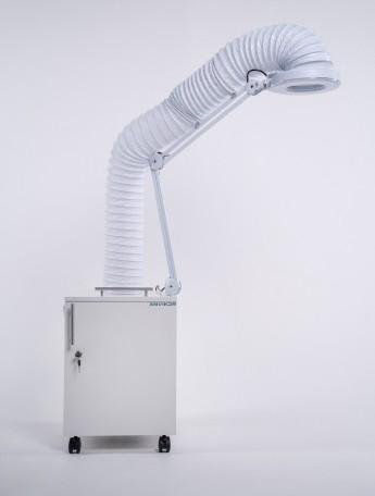 """Вытяжка для маникюра и педикюра с лампой премиум """"ANVIKOR VC-AIR-3"""""""