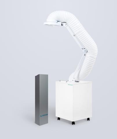Комплект здоровье (рециркулятор воздуха и вытяжка)