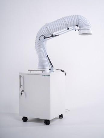 """Вытяжка для маникюра и педикюра с подсветкой стандарт """"ANVIKOR VC-AIR-1"""""""
